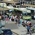 La Ciudad, un caos por el paro de transportes en reclamo por cambios en Ganancias