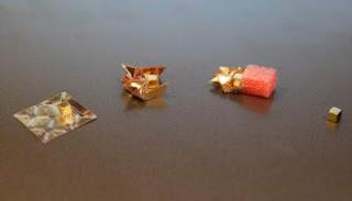robot-medis-robot origami