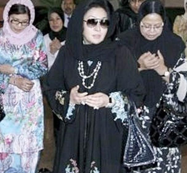 Dps Rosmah Mansor Her Hermes Birkins