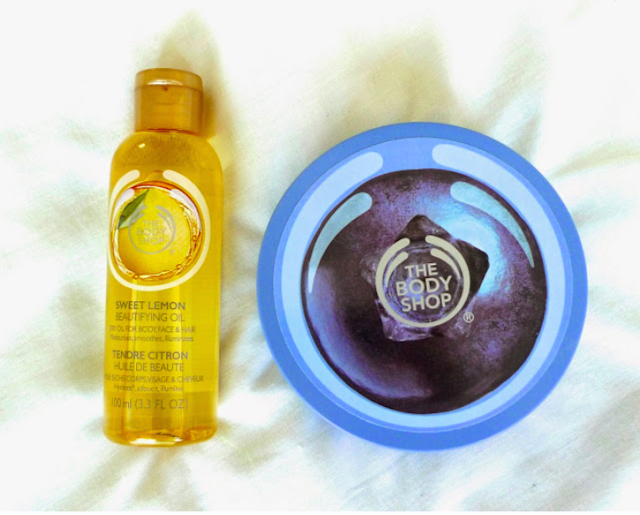 Products I'm Lovin' Right Now | Sleek, Soap & Glory, The Body Shop, body butter, oil, beauty, skincare