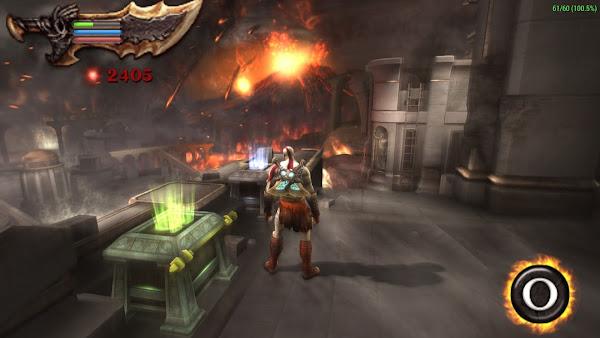 God Of War: Ghost Of Sparta (EUR) PSP ISO Screenshots #4