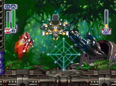 Corona Jumper: Mega Man X4 (Playstation, 1997)