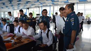 Ribuan Calon Pelaut Ikuti Diklat Gratis
