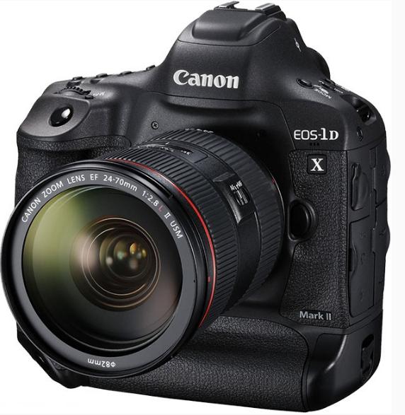 Review Harga Kamera CANON SLR EOS 1D X Mark II Ganerasi