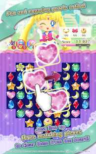 Sailor Moon Drops Apk Mod