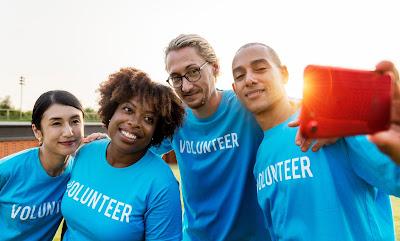 aprender inglés en el extranjero trabajando de voluntario