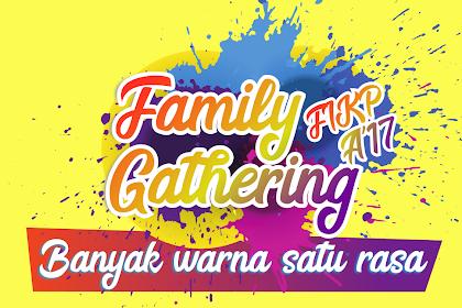 20+ New For Desain Spanduk Family Gathering Cdr