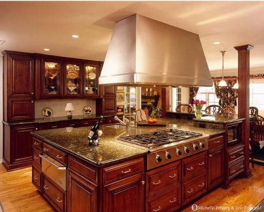Tuscan Kitchen Cabinets Pictures ~ Kitchen Design : Best ...