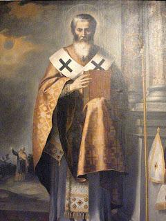 Resultado de imagem para imagem santo isidoro de sevilha