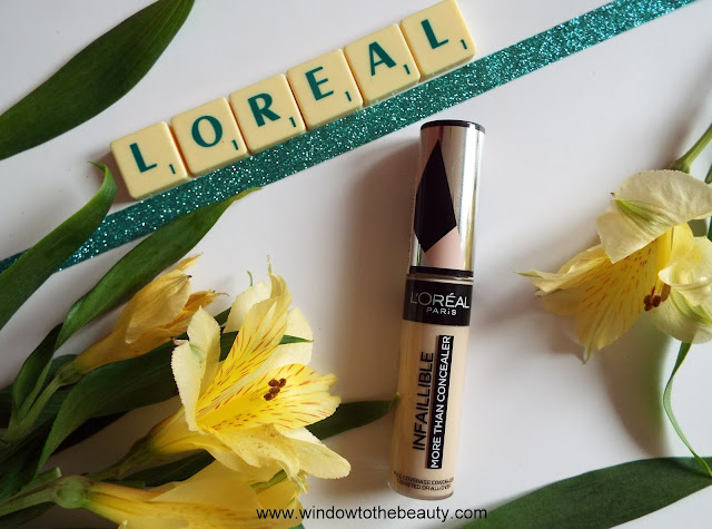 L'Oreal new Infallible concealer
