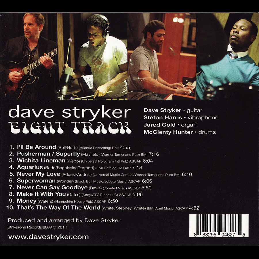 DAVE STRYKER: EIGHT TRACK III