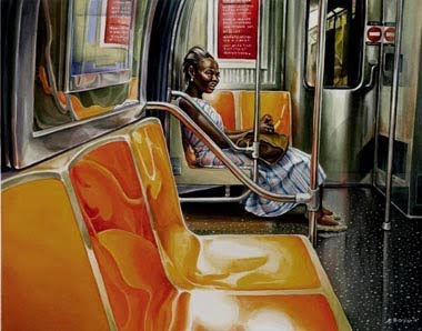 Irie (NYC train Study)