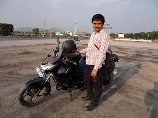 थार बाइक यात्रा - भागमभाग