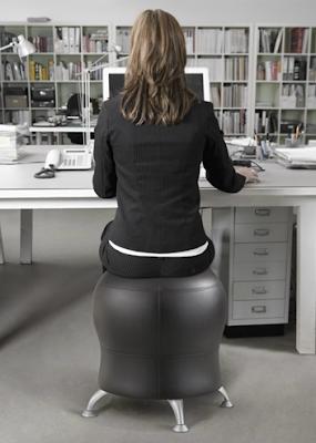 Office Ergonomics: Is Sitting The Enemy?