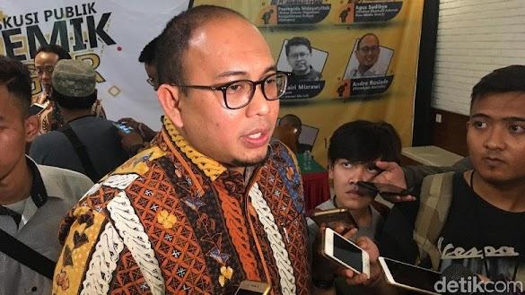 Jokowi Ingatkan 'Winter is Coming', Gerindra: 2019 Ganti Presiden
