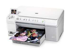 HP Photosmart C5380