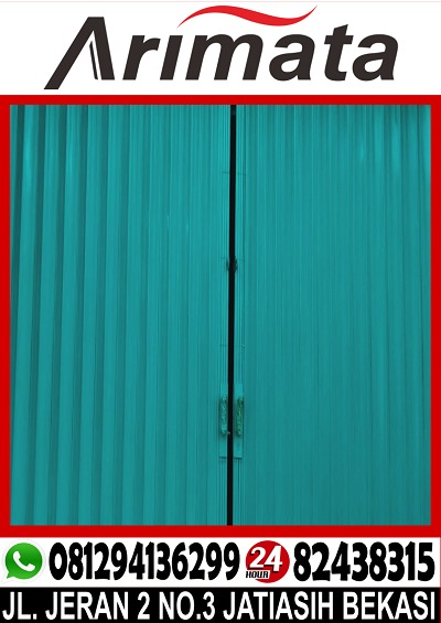 gambar harga folding gate pulo gadung