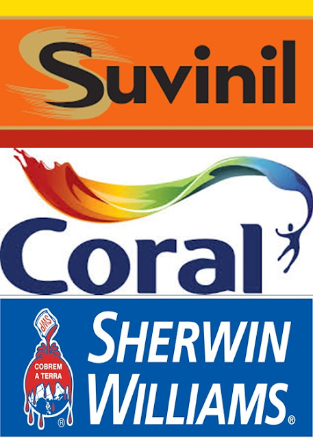 Pintor Gesseiro SP suvinil coral sherwin williams