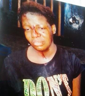 pregnant woman killed husband ajegunle