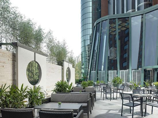 朗廷 SS (1270) 逸東酒店  Eaton Hong Kong 空中花園