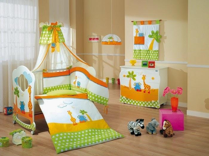 dormitorio ideas bebé