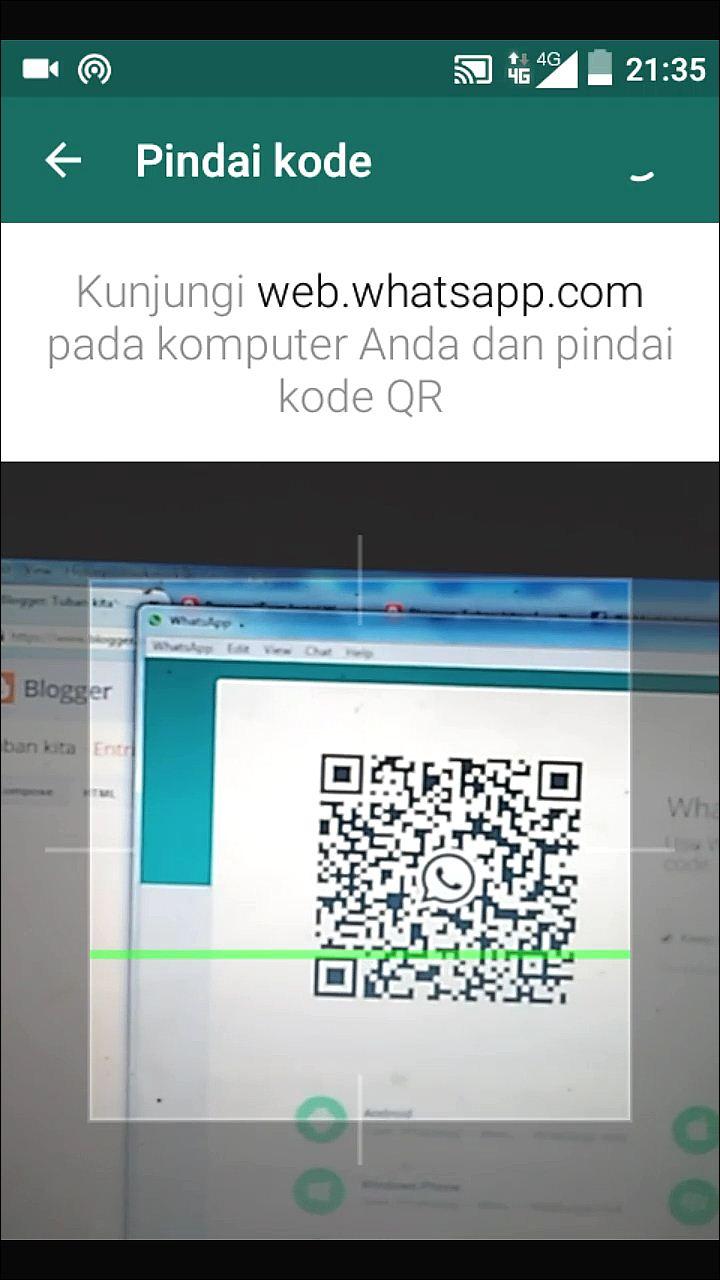 Cara Instal WA (WhatsApp) di PC dan Laptop   Tuban kita