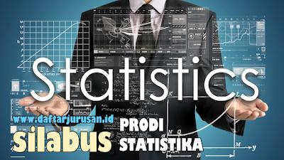 mata Kuliah Yang Dipelajari Pada Statistika