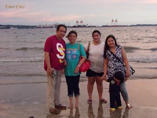 Pinoy Solo Hiker - SBMA Beach