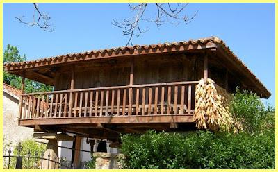 Horreo Asturias