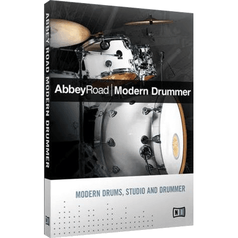 Download Native Instruments - Abbey Road Modern Drummer KONTAKT Library