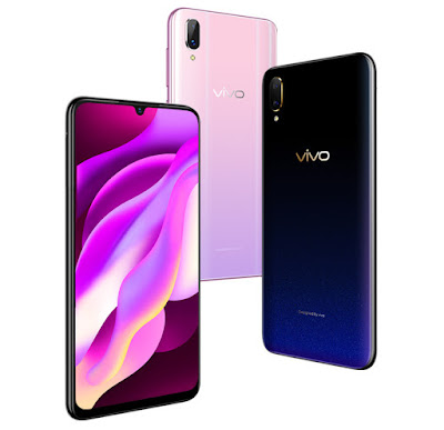 Vivo Y97 with Helio P60, Dual Rear Camera Launched