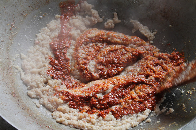 Ayam Masak Pedas Kelantan