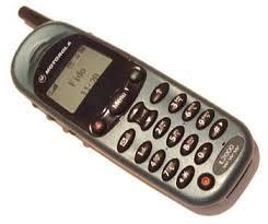 Spesifikasi Handphone Motorola L2000