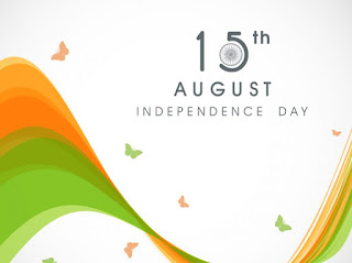 India Independence day e-cards greetings free download
