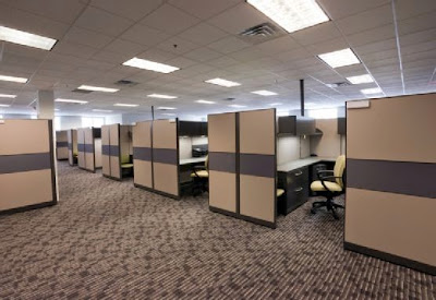 cubical office layout