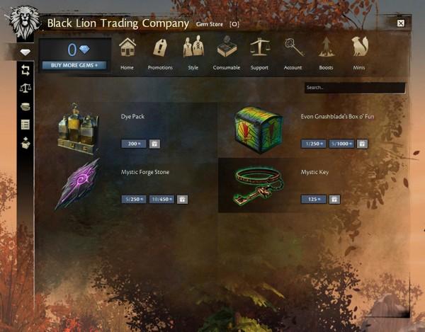 Guild Wars 2 Gems: How to get Free GW2 Gem Cards