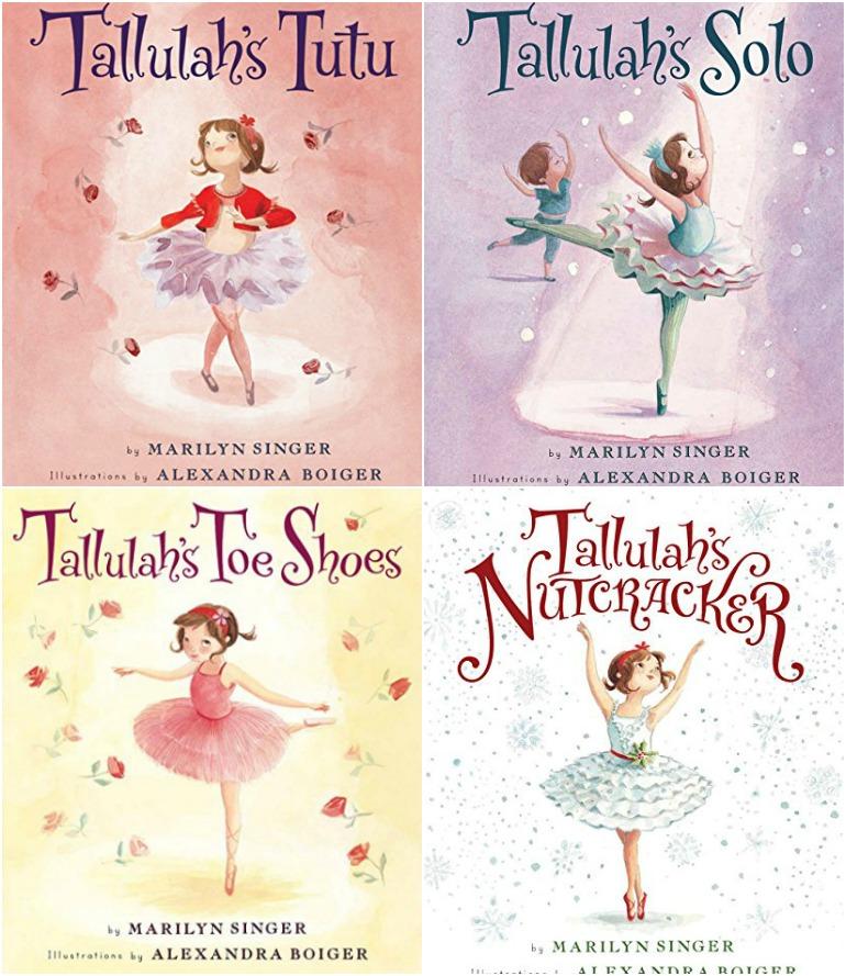 libros de ballet para ninas