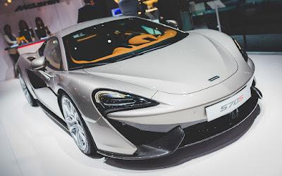 2017 McLaren 570S image HD Gallery