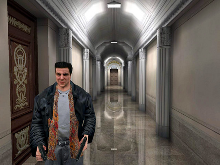 Max Payne 1 Game Play