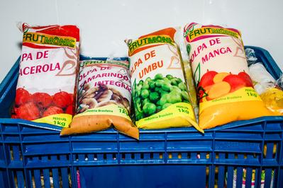 Produção de polpas de frutas muda a realidade de agricultores familiares da zona rural de Morro do Chapéu
