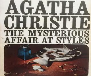 قضية ستايلز الغامضة – The mysterious Affair at Stylesرواية كتاب أجاثا كريستي اقتباسات