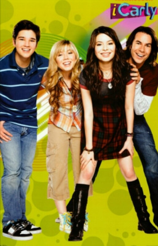 Icarly Big Time Rush Victorious