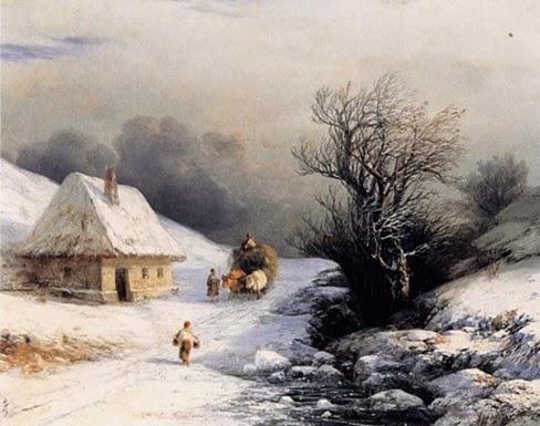 Ivan Aivazovsky 1866