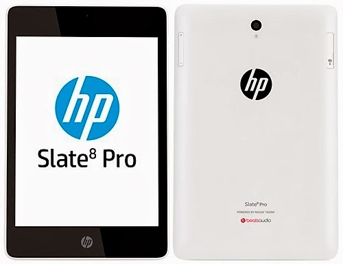 What is the plus point of HP Slate8 Pro?