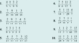 Soal Pecahan Kelas 4 Sd Soal Matematika Untuk Sd Kelas 4 Bab 1 Belajar Matematika Ayo Urutkanlah Pecahan Pecahan Berikut Dari Yang Nilainya Terbesar