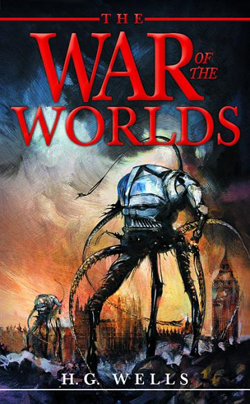 hgwells the war of the worlds essay The war of the worlds by hg wells - essay written for the saturday review called intelligence on mars war of the worlds war of the worlds.