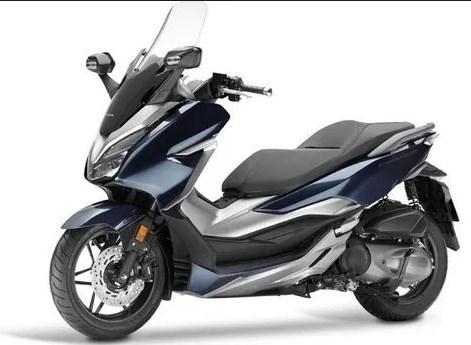 Spesifikasi Honda Forza 250