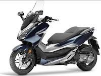 Honda Forza 250 Siap tantang Yamaha XMAX! Ini Spesifikasinya