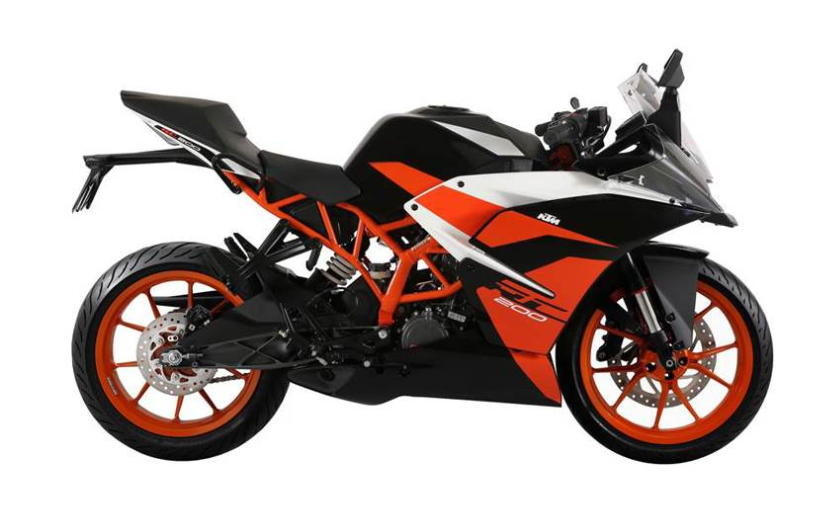 KTM RC200 ABS launched at Rs 1.88 lakh