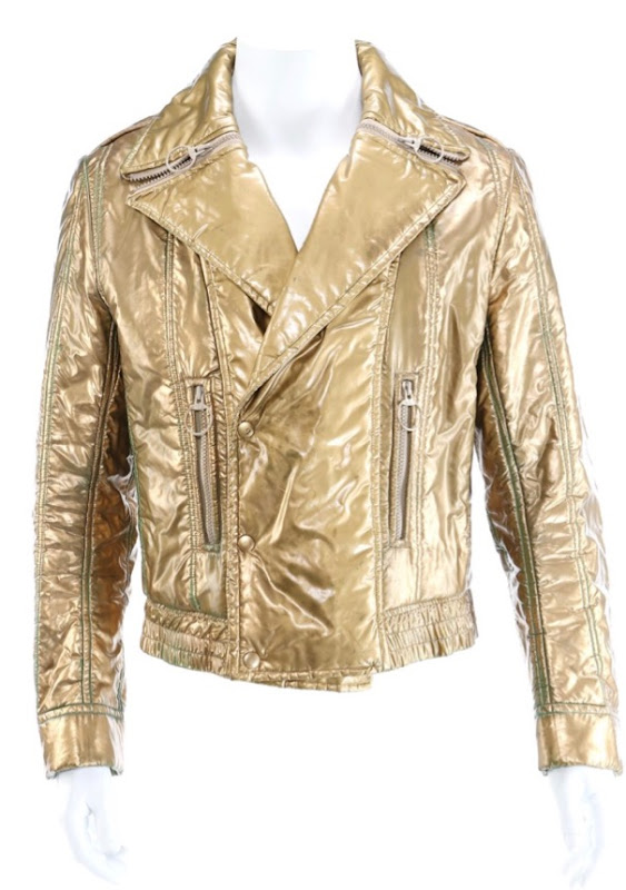 Gil Gerard Buck Rogers 25th Century gold jacket